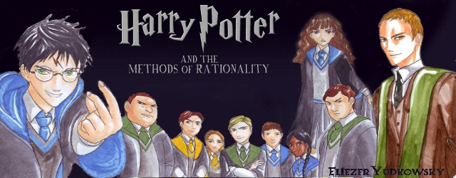 Harry Potter a metody racionality