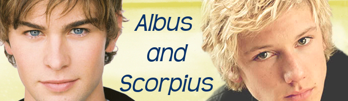 Albus and Scorpius, drabble