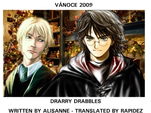 Drarry Drabbles Vianoce 2009