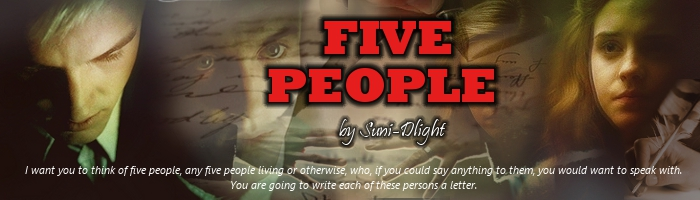 Five people